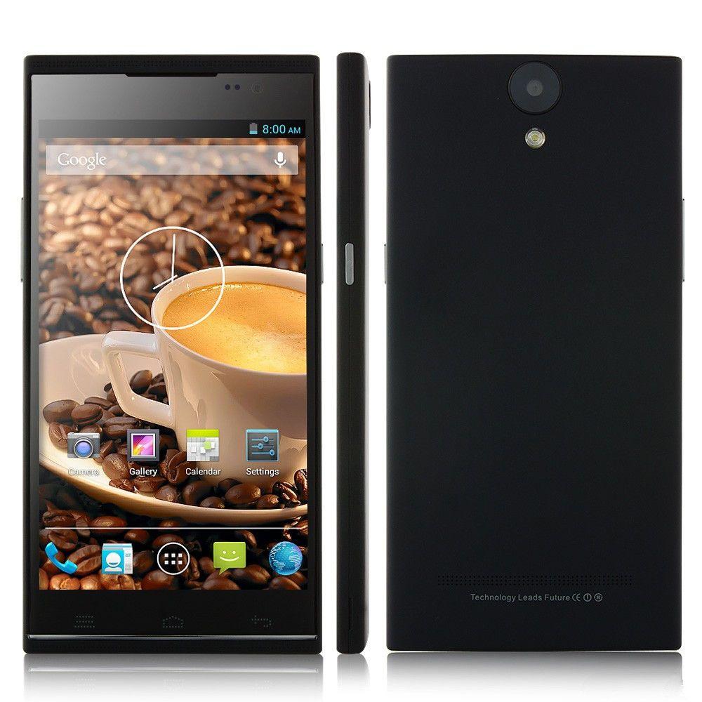 5.5 Inch Ulefone U5 MTK6582 Quad core android Smartphone IPS QHD Screen 1GB RAM 4GB ROM 2.0+5.0MP camera Android4.2 Miracast/OTG/Air gesture