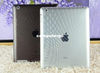 Wholesale Silicon Pattern - Free shipping (2 pieces lot) silicon crystal transparent rain drop pattern case for Ipad 2,3,4 Hot Sale Plastic soft backcases