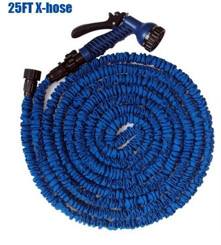 25 ft garden hose. 2018 25ft Garden Watering \u0026Amp; Irrigation Hose Water Pipes Without Spray Gun Expandable Flexible Reels Eu/Us Type From Homegarden, 25 Ft I