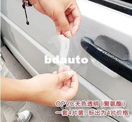 Freies Verschiffen Universal 40pcs Auto Türgriff Scratch Guard Protector Film Auto Griff Farbe Kratzer Schutzfolie Vinyl von Fabrikanten