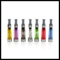 Wholesale E Cig Ce6 Clearomizer Wicks - New EGO CE4 Clearomizer 1.6ml Atomizer Cartomizer with Long wick for Electronic Cigarette E-Cigarette E-Cig EGO-T W CE5 CE6 CE7free shipping