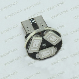 $enCountryForm.capitalKeyWord NZ - High quality 200 pcs T10 PCB 3 SMD 5730 3 led Car side Light tail bulb Door Lamps 3smd