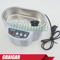 Wholesale Da 968 - DA-968 Dual 30W 50W Ultrasonic Cleaner with 220V 110V