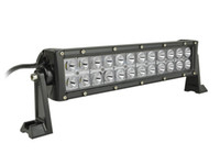 13,5 '' Starre 72W LED Light Bar Offroad 24X3W für CREE Water 4X4 ATV Offroad SUV LED Driving Nebelscheinwerfer 12V Marine-LED Bar