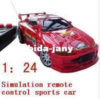 Wholesale Cheap Airplane Models - mini rc remote control car model cheap electric car fashion model kids toys gift+free shipping