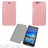 Stand Flip Horse Skin Leather Case Cover para Asus Padfone 3 Gen Infinity A80 + Stylus grátis + Frete grátis!