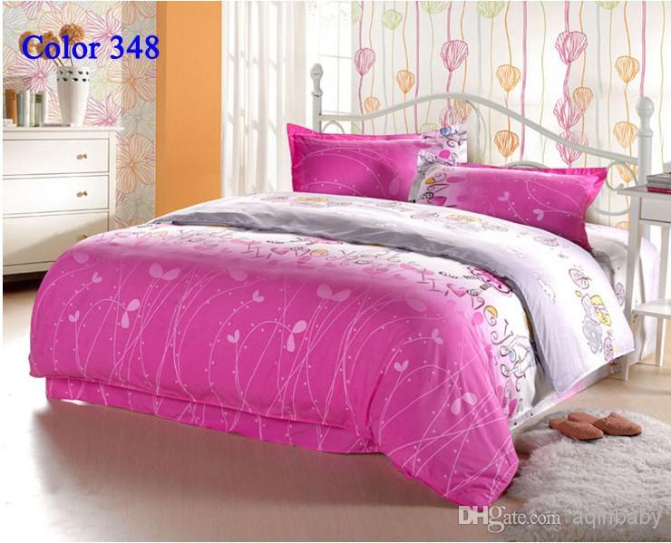 discount pink bedding set cheap bedclothes bedspread bed set bedcover bedlinen bedding diamond. Black Bedroom Furniture Sets. Home Design Ideas