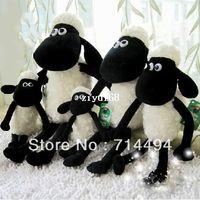 Wholesale Shaun Sheep Nici - Hot sale very cute NICI sheep creative plush toy stuffed toy doll Shaun sheep 75cm