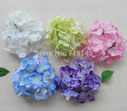 $enCountryForm.capitalKeyWord Canada - 6C available DIA 11cm artificial small hydrangea flower head diy wedding bouquet flowers head wreath garland home decoration