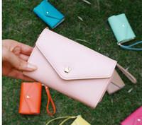 s3 için gövde toptan satış-Kadın Sikke çanta Taç akıllı kılıfı deri cüzdan kılıf çanta Samsung Galaxy S3 i9300 s4 iphone 4 S 5 5 s 5c Ücretsiz kargo