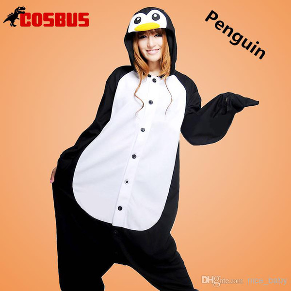 Kigurumi Christmas Costumes Pajamas All in One Pyjama Animal suit Cosplay Costume Adult Garment Flannel Penguin  sc 1 st  DHgate.com : penguin halloween costume adults  - Germanpascual.Com