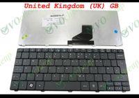Wholesale Acer Aspire Ao533 - New UK Laptop keyboard for Acer Aspire One 521 522 533 D255 D255E D257 D260 D270 NAV70 PAV01 PAV70 ZH9 AO521 AO522 AO533 AOD255