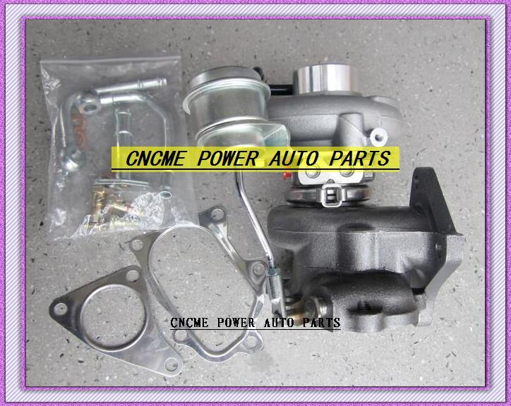 TURBO TD04L 49377-04300 14412-AA360 Repalce 14412-AA140 14412-AA260 14412-AA231 SUBARU Forester Impreza 58T EJ20 EJ205 2.0L Turbocompressore