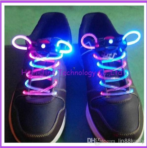 LED Light Up Shoelaces Flash Glow Strap Classical Style Ultra Bright Led  Luminescent Shoelace For Night Led Flashing Shoe Lace Led Shoe Lace  Flashing ...