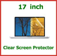 17-zoll-lcd-bildschirm groihandel-200pcs Universal 17 Zoll Ultra Clear LCD Screen Protector für Laptop Notebook PC Größe 366x228.5mm Schutzfolie Großhandel von DHL