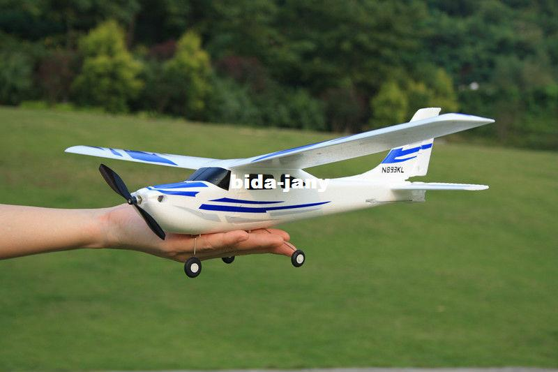 Good Beginner Plane!2.4g Micro Parkflyer 182 Rc Plane ...