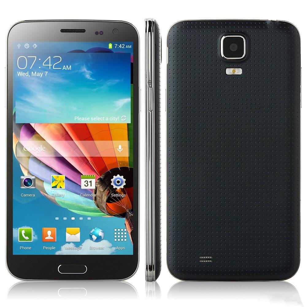Best Seller 2014 NEW S5 Octa Core Smartphone 5.1 Inch IPS Screen 1920x1080 1GB RAM 8GB MTK6592 Eight Core 1.7Ghz Gesture Sensing G9000