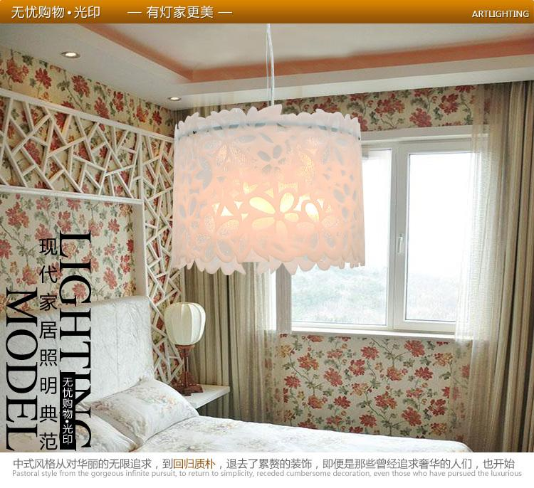 Light Chinese Minimalist India Chandelier Lighting Lamps Bedroom ...