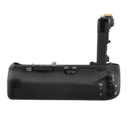 Wholesale Camera Battery Grip - NEW Vertical Battery Grip Holder for Canon EOS 70D D1097