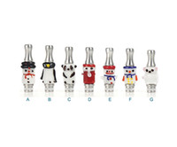 Rich Style E Cigarettes Drip Tip Glass con acero inoxidable Drip Tips EGO 510 E Cig Atomizer Mouthpieces para CE4 Vivi Nova DCT Clearomizer