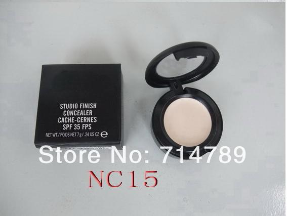 Wholesale - New Studio finish concealer cache-cernes spf 35 fps 7g in box /