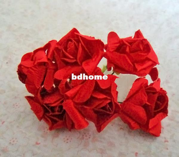 2018 3cm artificial paper flower real touch roses for wedding party 2018 3cm artificial paper flower real touch roses for wedding party decoration candy boxampscrapbookingwholesale diy craft accessories from bdhome mightylinksfo