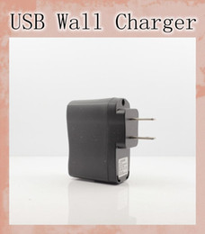 ElEctronic cigarEttE wall adaptErs online shopping - USB Wall Charger for Electronic Cigarette EGO Charger Adapter US EU UK AU AC Power Wall Charger Adapter CE ego series Batteries free ship