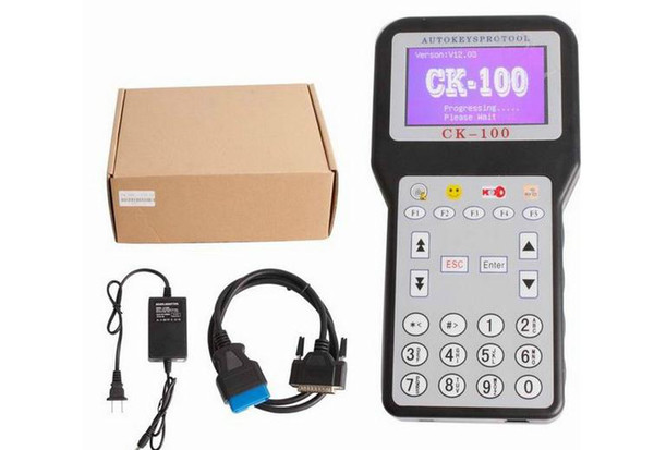 New Arrival Auto Keys Pro Tool CK100+ Auto Key Programmer CK 100 V45 02  Silca SBB The Latest Generation V99 99 CK 100 Vehicle Diagnostic Check  Vehicle