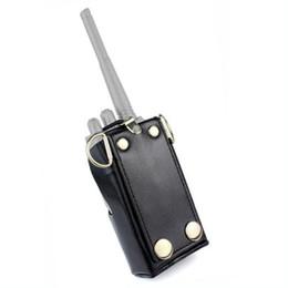 Yeni Siyah Yumuşak Kılıf / Kılıf Ile Kemer Klipsi Için Radyo Mag Bir Q5 HST H500 H777 BAOFENG BF-666S 777 S 888 S walkie talkie nereden telsiz kemer klipsleri tedarikçiler