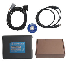 Wholesale Diagnosis Tools - Original multi languge SDS for SUZUKI DIAGNOSIS SYSTEM, diagnostic scan tool for SUZUZKI motorcycle repair scanner free shipping