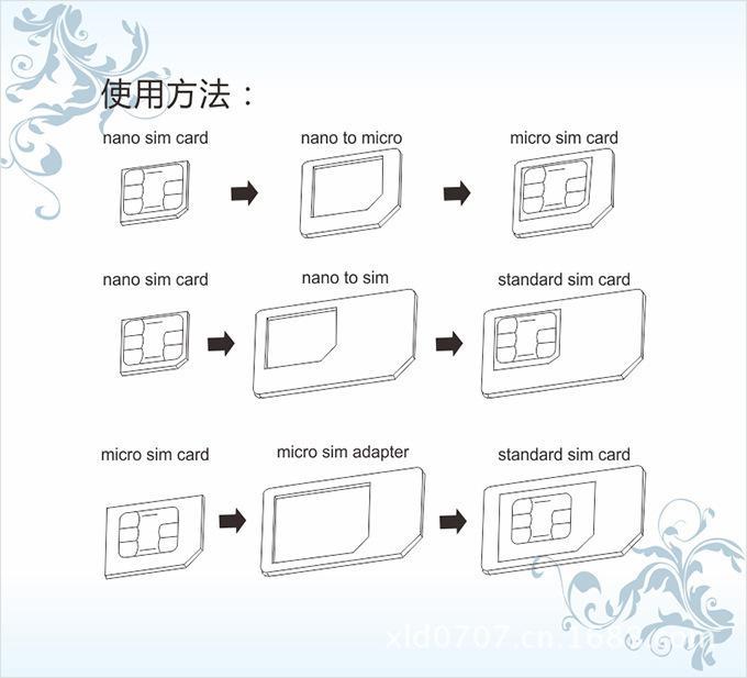 جودة عالية 4 في 1 noosy نانو سيم محول بطاقة مجموعة أدوات مايكرو سيم بطاقة بطاقة sim دبوس ل الهاتف الخليوي الهاتف الذكي مع مربع التجزئة