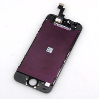 Wholesale I Phone Display - Wholesale - Replacement l LCD for iPhone 5 i phone 5 iphone5 LCD display screen Assembly with touch digitizer free shipping
