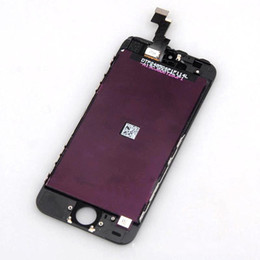 Wholesale Iphone5 Screen Replacement Wholesale - Wholesale - Replacement l LCD for iPhone 5 i phone 5 iphone5 LCD display screen Assembly with touch digitizer free shipping