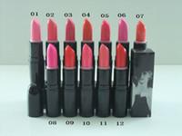 Wholesale Marilyn Lipstick - free shipping Makeup 12colors Lipstick 3g Marilyn Monroe