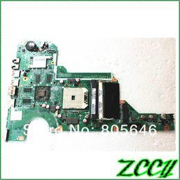 Wholesale Amd Pavilion - original For Pavilion G4 G6 G7-2000 laptop 683030-501 DA0R53MB6E0 R53 Socket FS1 DDR3 HD7670M 1GB Non-integrated motherboard ,fully tested