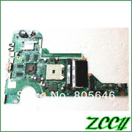 top popular original For Pavilion G4 G6 G7-2000 laptop 683030-501 DA0R53MB6E0 R53 Socket FS1 DDR3 HD7670M 1GB Non-integrated motherboard ,fully tested 2019