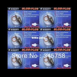 Wholesale Glow Helicopter - 6PC HSP Super Glow Plug Nitro RC #3 N3 70117 Hot Engines Traxxas OS