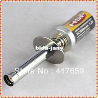 Wholesale Rc Nitro Gas Engine Car - 1pcs HSP 80101 RC 1 8 Car Nitro Gas Engine Glow Starter start Rechargeable Alloy Free shipping