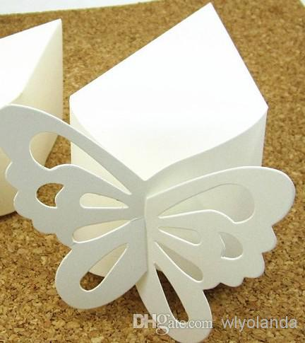 533 24inches Ivory Butterfly Candy Cake Box Diy Cheap Wedding Favor BoxesWedding Boxes Birthday Party Blue From Wlyolanda