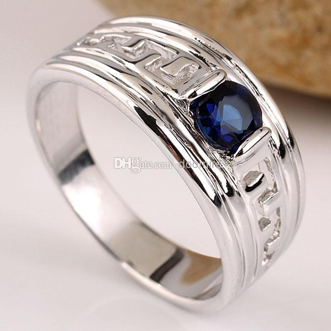 sapphire single men Find great deals on ebay for mens star sapphire ring in men's rings shop with confidence.