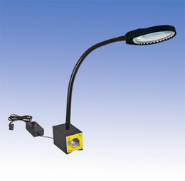 Wholesale Multi Compound - Wholesale Multi-function Workplace Lamp with Magnetic base & LED lamp Magnifier