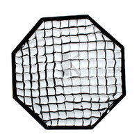 Wholesale Grid For Softbox - High Quality Flash Speedlite Reflected Octagonal 80CM Honeycomb Grid for Softbox Umbrella Diffuser