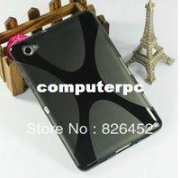 Wholesale Tab Gel - X TPU Gel Silicone Case Cover For Samsung Galaxy Tab 2 7.0 P3100 P3110 P3113 7''