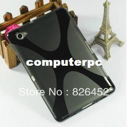 Wholesale Tab Gel - X TPU Gel Silicone Case Cover For Samsung Galaxy Tab 2 7.0 P3100 P3110 P3113 7''
