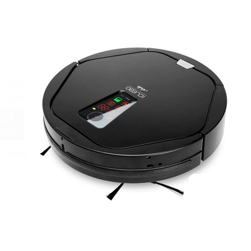 2018 iclebo arte ycr m05 30 robotic vacuum cleaner black ems3 6days english russian thai slovak. Black Bedroom Furniture Sets. Home Design Ideas