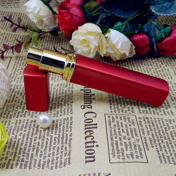 12ml Aluminium Spray Bottles Perfume Atomizer Kosmetiska behållare Atomizer Travel Refillerbar Mini Atomiser Spray Colorful