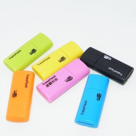 100 unids alta calidad NUEVO TIPO E USB TRANSFLASH MICRO SD TF TARJETA DE MEMORIA LECTOR DE ADAPTADOR 1 gb 2 gb 4 gb 8 gb 16 gb 32 gb gratis
