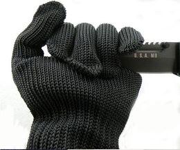 Guanti protettivi Anti-abrasione Antitaglio Guanti resistenti al taglio Livello 5 Alta qualità da