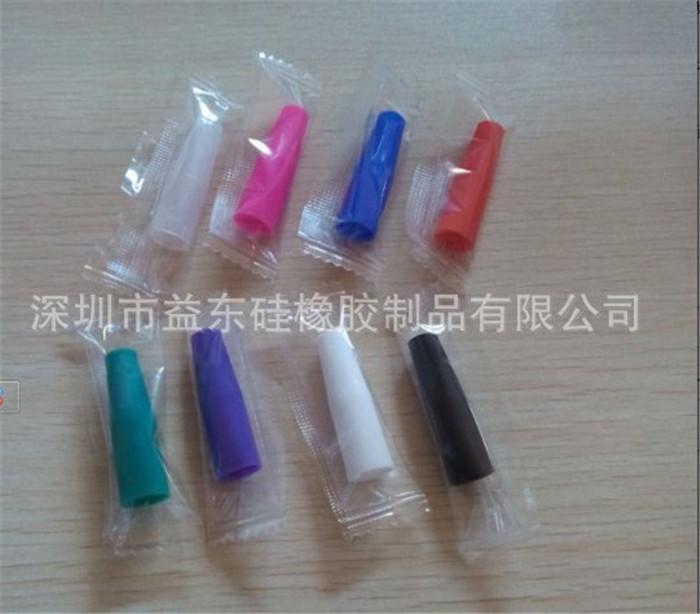 high quality sanitary atomizer cover individual packed Best Ecigs Silicone Test Tips e cig Cover,soft tip disposable healthy drip tip cover