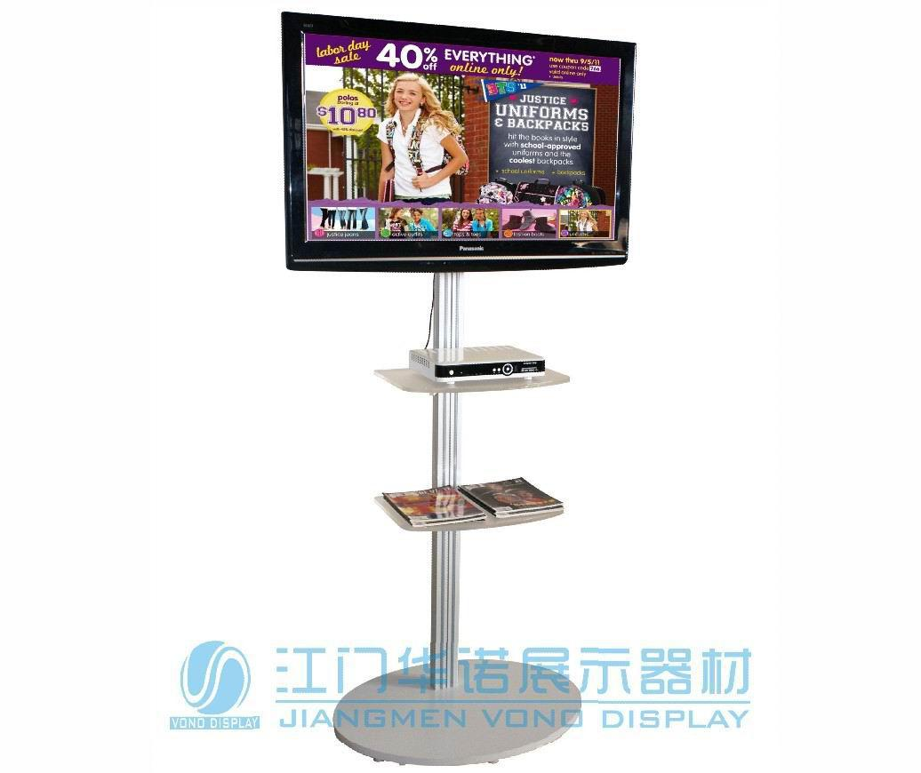 Exhibition Stand With Tv : Portable lcd led tv stand exibition product trade